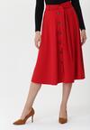 Czerwona Spódnica Menora