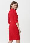 Czerwona Sukienka Rhiannon