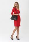 Czerwona Sukienka Bluebellie