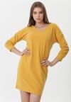 Żółta Sukienka Charnelle