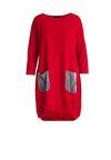 Czerwona Sukienka Bryony
