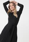 Czarna Sukienka Riona