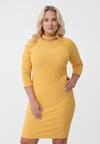 Żółta Sukienka Grytha