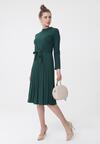 Zielona Sukienka Gadara