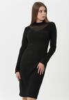 Czarna Sukienka Ivette