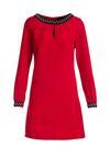 Czerwona Sukienka Cosette