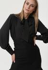 Czarna Koszula Lavonne