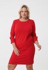 Czerwona Sukienka Jessamine