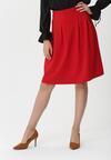 Czerwona Spódnica Devon