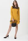 Żółta Sukienka Doreen