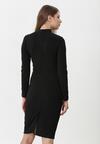 Czarna Sukienka Dacey