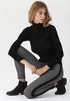 Czarne Spodnie Dresowe Griselda