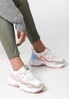 Białe Sneakersy Portia