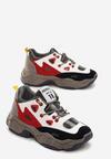 Szare Sneakersy Portia