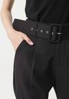 Czarne Spodnie Shirley