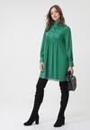 Zielona Sukienka Sidonie