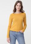 Żółty Sweter Tabitha