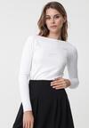 Biały Sweter Tabitha