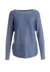 Niebieski Sweter I'm Amazed