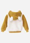 Biało-Żółta Bluza Wilmington