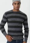 Ciemnoszary Sweter Perugia
