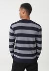 Granatowy Sweter Perugia