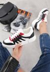 Białe Sneakersy Damsel