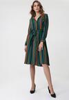 Zielona Sukienka Osidge