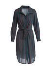 Zielona Sukienka Osterley