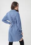 Niebieska Sukienka Arkley
