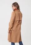 Camelowy Płaszcz Archway
