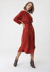 Czerwona Sukienka Unconcern