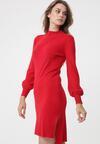 Czerwona Sukienka Purley