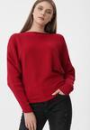 Bordowy Sweter Boastful