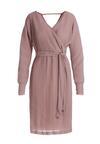 Różowa Sukienka Manosque