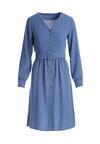 Niebieska Sukienka Torcy