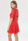 Czerwona Sukienka Olinda