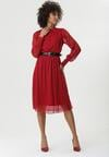 Czerwona Sukienka Isere