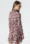 Fioletowa Sukienka Seychelles