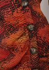 Czerwona Sukienka Lloret