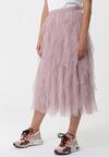 Różowa Spódnica Quartermile