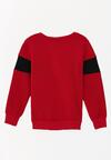 Czerwona Bluza Shiregreen