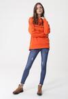 Pomarańczowa Bluza Montclare