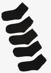 10-pack Czarne Skarpety Brookvale