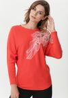Koralowy Sweter Cabarita