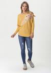 Żółty Sweter Cabarita