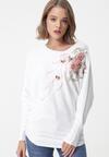 Biały Sweter Cabarita