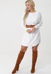 Biała Sukienka Jannali