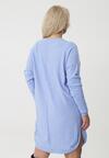 Niebieska Sukienka Jannali