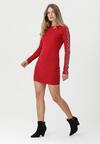 Czerwona Sukienka Kareela